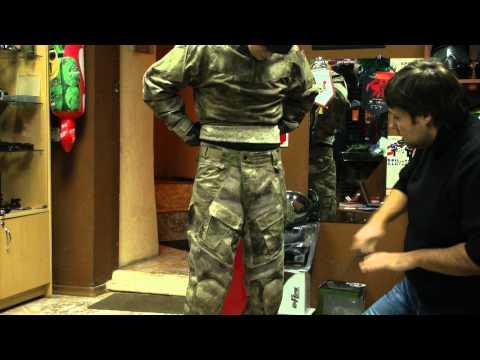 AGC Assault Suit (Atacs) - костюм тактический