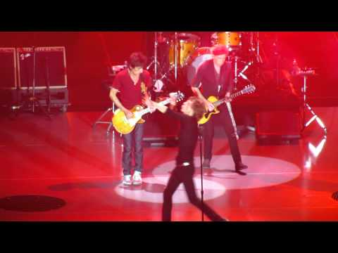 The Rolling Stones Sympathy For The Devil live O2 Arena London 25th November 2012