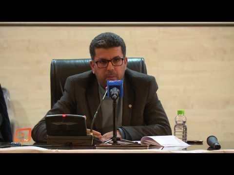 محمد خيي في المنتدى السياسي الوطني الثالث