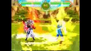 Dragon Ball AF MUGEN 2014 Download