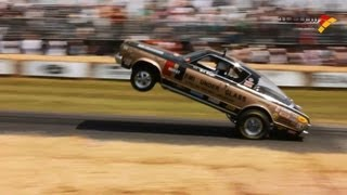 Goodwood Festival of Speed 2013 - مهرجان جودوود