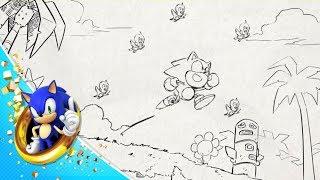 Sonic Mania - Előrendelői Trailer