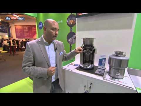 Mohamed karam interview by Sky News at Gulf Food Show Dubai 2014