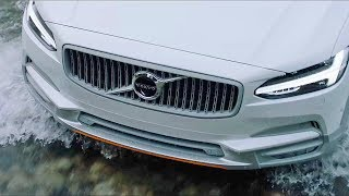 Volvo V90 Cross Country VOR (2018) Features, Design, Driving. YouCar Car Reviews.