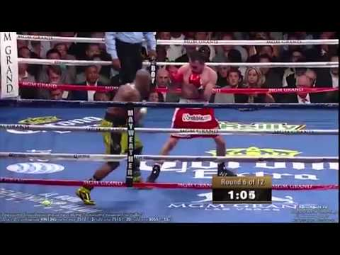 Floyd Mayweather V Saul Alvarez and Robert Guerrero 2013:Year Of Perfection