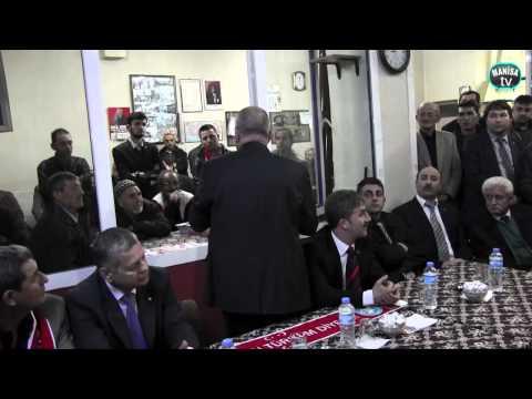 Başkan Ergün'den Avşar ve Derbent Ziyareti