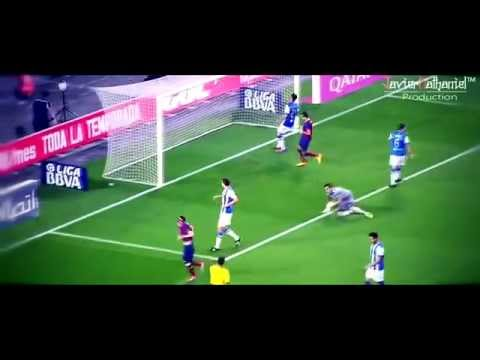 Lionel Messi 2014 inexplicable