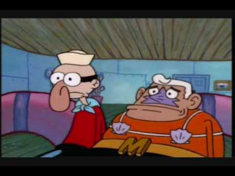Mermaid Man and Barnacle boy theme music