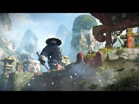 Тот самый долгожданный вступительный видеоролик Mists of Pandaria