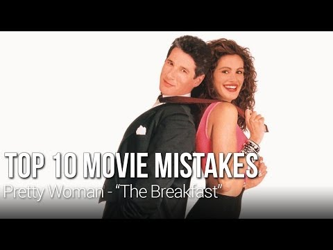 "Movie Mistakes: Pretty Woman - ""The Breakfast"""