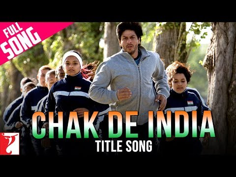 """Chak De India"" - Song - CHAK DE INDIA -wvjbCSYmVNM"