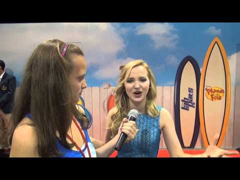 Interview With Dove Cameron From