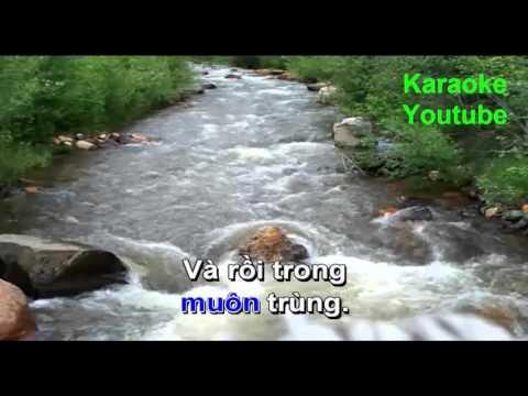 Karaoke - Anh không muốn ra đi