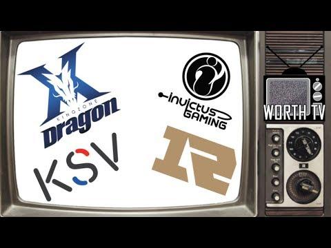 LoL News - LPL Day 1 Results, iG vs RNG, TOP vs SNG, LCK Starts Soon