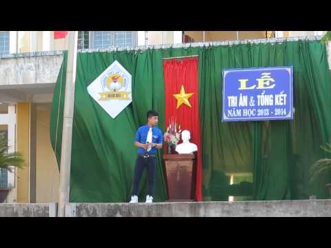 Tư Nghĩa 1. Bế giảng năm học 2013-2014. Chút Tình Lính Đảo