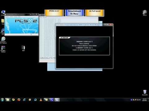 Smackdown Vs Raw 2011 PCSX2 Full Speed