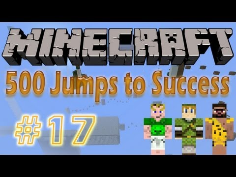Let's Play Minecraft Adventure-Maps [Deutsch/HD] - 500 Jumps to Success #17