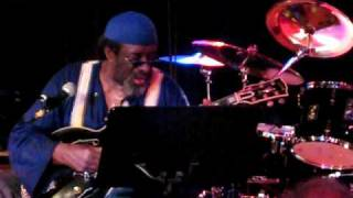 James Blood Ulmer - Black Rock Trio - Live in Berlin (3/5) view on youtube.com tube online.