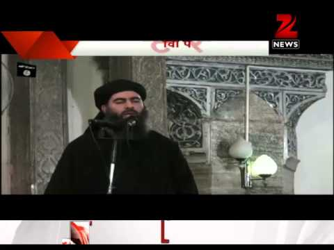 ISIS Chief Abu Bakr al- Baghdadi's first video out
