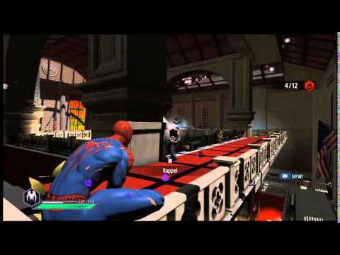 Talx plays: The Amazing Spider-Man 2! ep 12- Cat vs spider