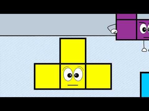"""Tetris Trouble"" - A Funny Flash Animation"