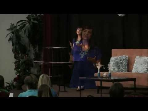 Women Living Well Webcast Week 4 {Your Parenting}