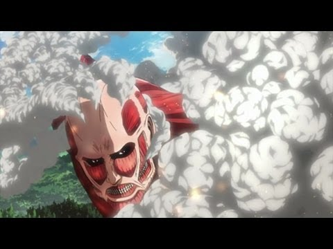 Review: Attack on Titan Episode 1-To You Two Thousand Years Later