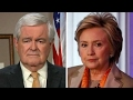 Gingrich: Hillary Clinton cant come to grips with reality