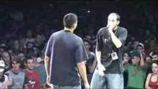 Red Bull-Batalla De Gallos 2006- Noult Vs Joanarman