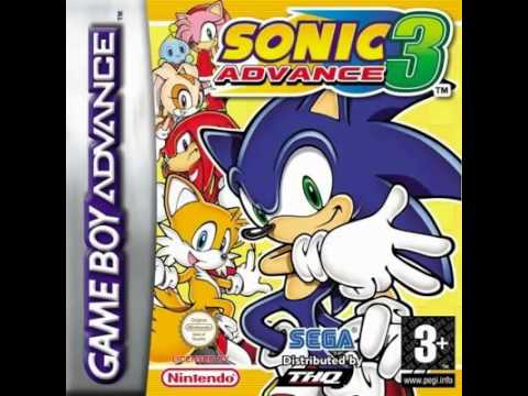 Sonic Advance 3 - Chaos Angel Map (Genesis\Mega Drive 16-bit Remix)