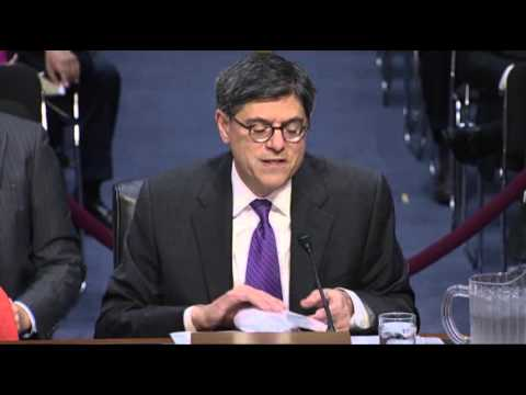 Lew: US Economy Facing 'Irrevocable Damage'