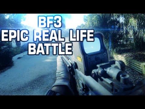 """Живой"" ролик Battlefield 3"