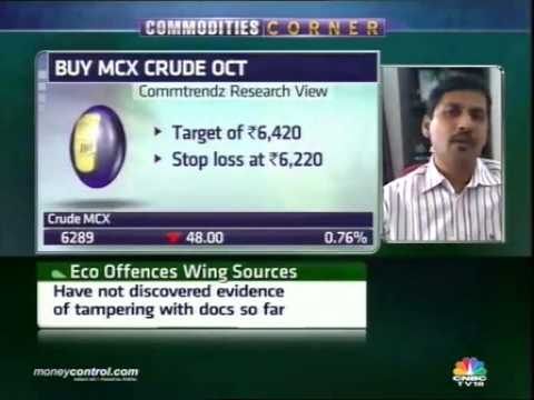 Sell gold on rallies; crude looks set for bounce: Expert