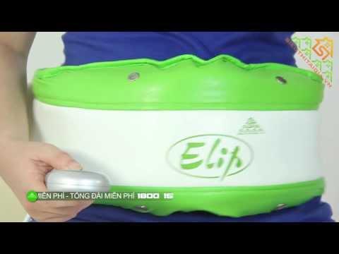 Máy Massage bụng Elip | Máy mát xa bụng loại cải tiến nhất