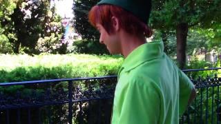 Peter Pan Meets Harry Potter
