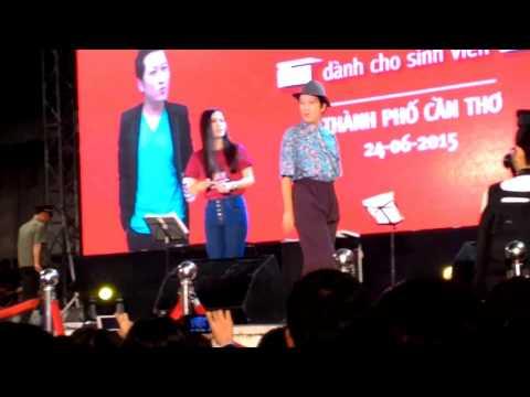 Hài Hoài Linh, Trường Giang, Chí Tài 2015 - Anh chàng may mắn