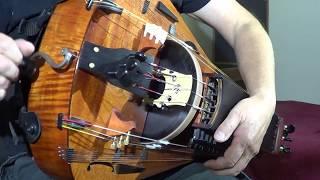 Aequilibrium. Medieval Tune. Hurdy-Gurdy With Organ
