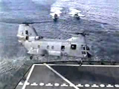 Navy Helicopter Crash