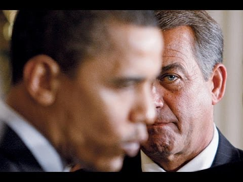 Boehner Sues Obama Over Executive Orders