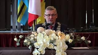 Transmisja wideo LII zwyczajnego posiedzenia Sesji Rady Miejskiej Władysławowa z dnia 24 stycznia 2018