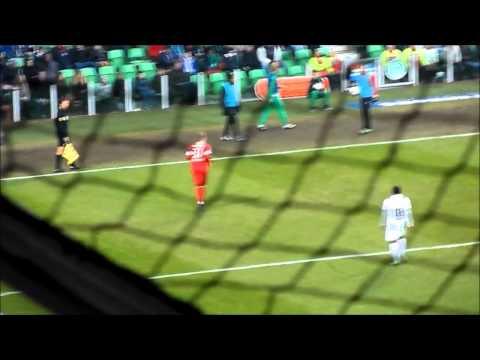 Fans From FC Twente - FC Groningen - FC Twente 0-3