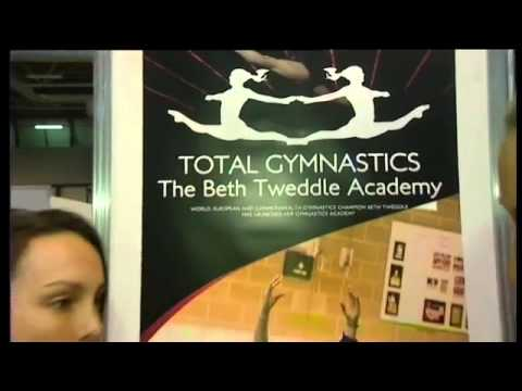Interview With Beth Tweddle   Caroline Pearce