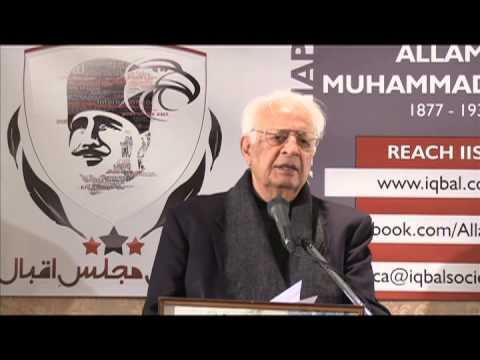 IQBAL DAY 2013 - Toronto CANADA - Part 1/3