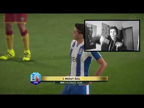 JOGUEI CONTRA CRISTIANO RONALDO TOTY 99 !!! | FIFA 17 FUT DRAFT