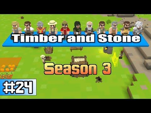 Timber and Stone - More New Names (S03 E24)