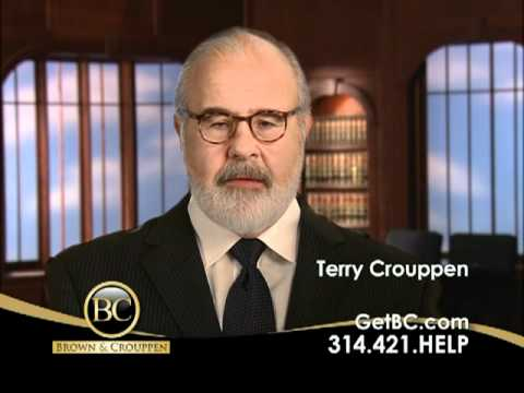 Accident Injury Law Firm Brown & Crouppen