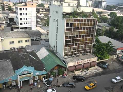 Streets of Douala
