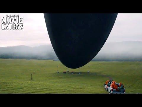 Arrival - CGI efekty