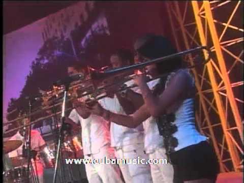La Salsa de Cuba (Feat. A. Abreu y M. d'Alma) - Nelson Manuel y La Corte