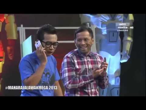 Maharaja Lawak Mega 2013 - Minggu 5 - Persembahan Shiro